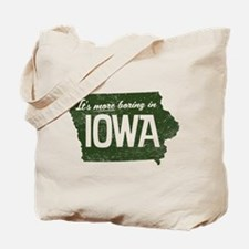 Iowa Boring Tote Bag