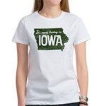 Iowa Boring Women's T-Shirt