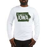 Iowa Boring Long Sleeve T-Shirt