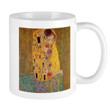 The Kiss by Klimt Small Mug