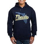Florida Social Security State Hoodie (dark)