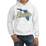 Florida Social Security State Hooded Sweatshirt
