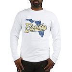 Florida Social Security State Long Sleeve T-Shirt