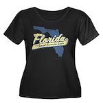 Florida Social Security State Women's Plus Size Sc