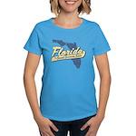 Florida Social Security State Women's Dark T-Shirt