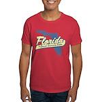 Florida Social Security State Dark T-Shirt