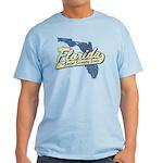 Florida Social Security State Light T-Shirt