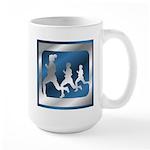 Running Large Mug