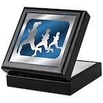 Running Keepsake Box