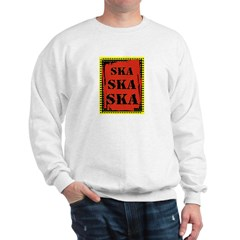 Ska Ska Ska Punk Rock Sweatshirt