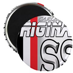 """Mustang 2010 3 2.25"""" Magnet (100 pack)"""