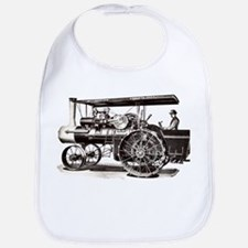 Baker Steam Tractor - Bib