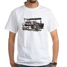 Baker Steam Tractor - Shirt