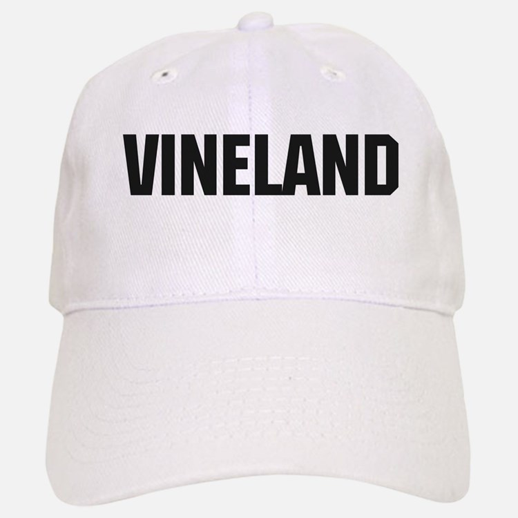 Vineland, New Jersey Cap