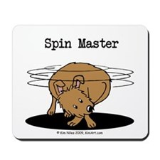 Spin Master Mousepad