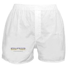 Official Short-Timer Boxer Shorts