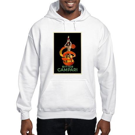 Bitter Campari Hooded Sweatshirt