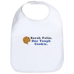 Sarah Palin Tough Cookie Bib