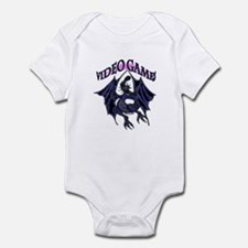 Video Games Fantasy Infant Bodysuit