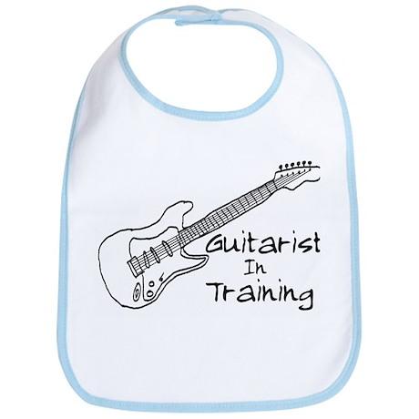 Guitarist in Training Bib