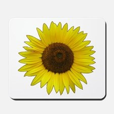 Helaine's Sunflower Mousepad