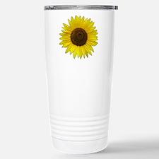 Helaine's Sunflower Travel Mug