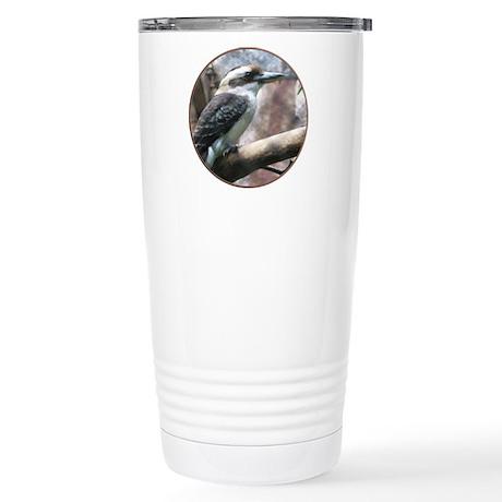 Helaine's Kookaburra Stainless Steel Travel Mug