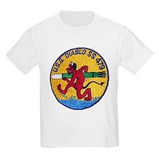 USS DIABLO T-Shirt