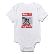 LEAD DOG Infant Bodysuit
