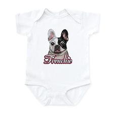 Frenchie - Pied Infant Bodysuit