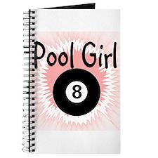 Cute Funny pool Journal