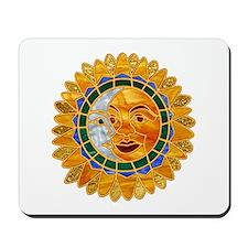 Sun-Moon Mousepad