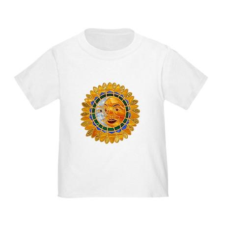 Sun-Moon Toddler T-Shirt