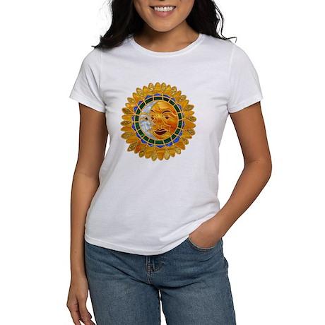 Sun-Moon Women's T-Shirt