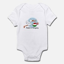 Stork Baby Hungary Infant Bodysuit