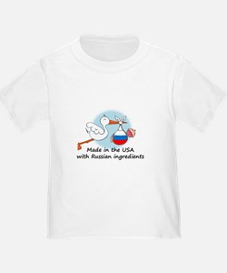 Stork Baby Russia USA T