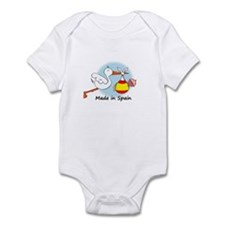 Stork Baby Spain Infant Bodysuit