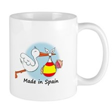 Stork Baby Spain Mug