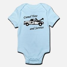 Camel Tow Infant Bodysuit
