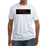 Angels Fitted T-Shirt