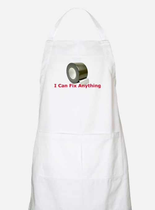 Cute Funny duct tape Apron