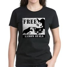 Free Ramon Ayala T-Shirts Tee