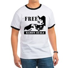 Free Ramon Ayala T-Shirts T