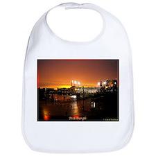 Pittsburgh Sunset Bib