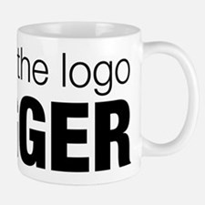Make the logo bigger Small Small Mug