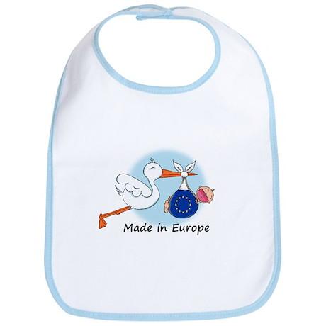 Stork Baby Europe Bib