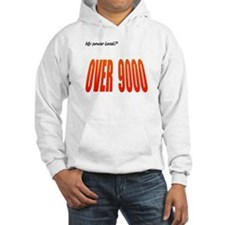 Power Level Over 9000 Hoodie