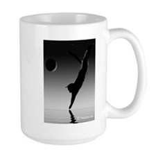 Night Dive Large Coffee Mug