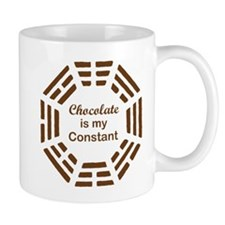 Chocolate is my Constant Mug