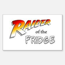Raider of the Fridge Rectangle Sticker 10 pk)